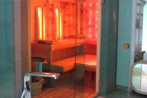 Kombi szauna gyártás fürdőben