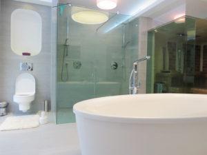 Nordenstil wellness - egyedi zuhanykabin