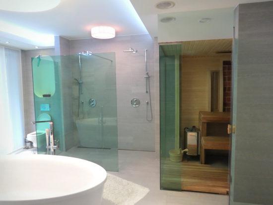 Egyedi zuhanykabin - Nordenstil stílus