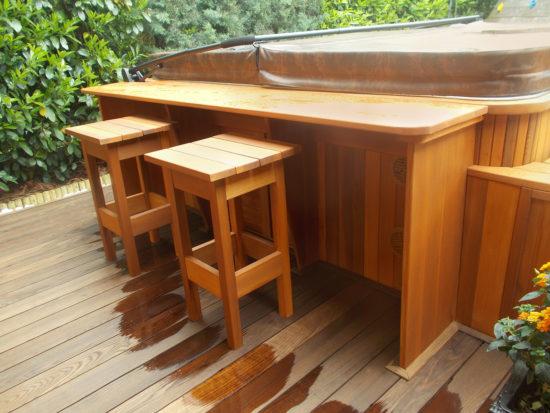 Nordenstil kerti bútor