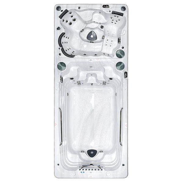 Aquatrainer 19DTFX ellenáramoltatós medence