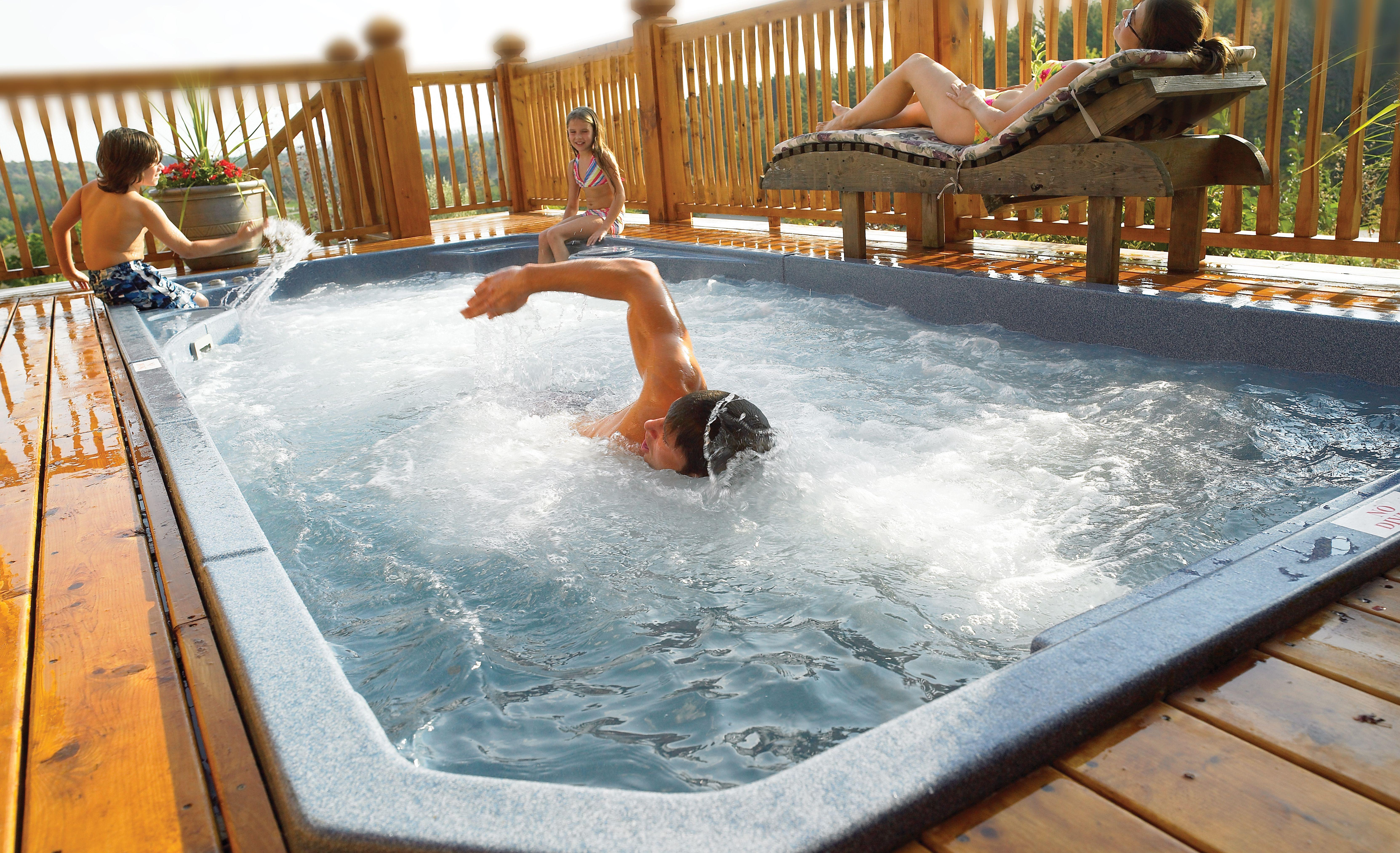 hydropool17fx aquatrainer ellenáramoltatós medence13