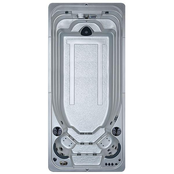 hydropool17fx aquatrainer ellenáramoltatós medence